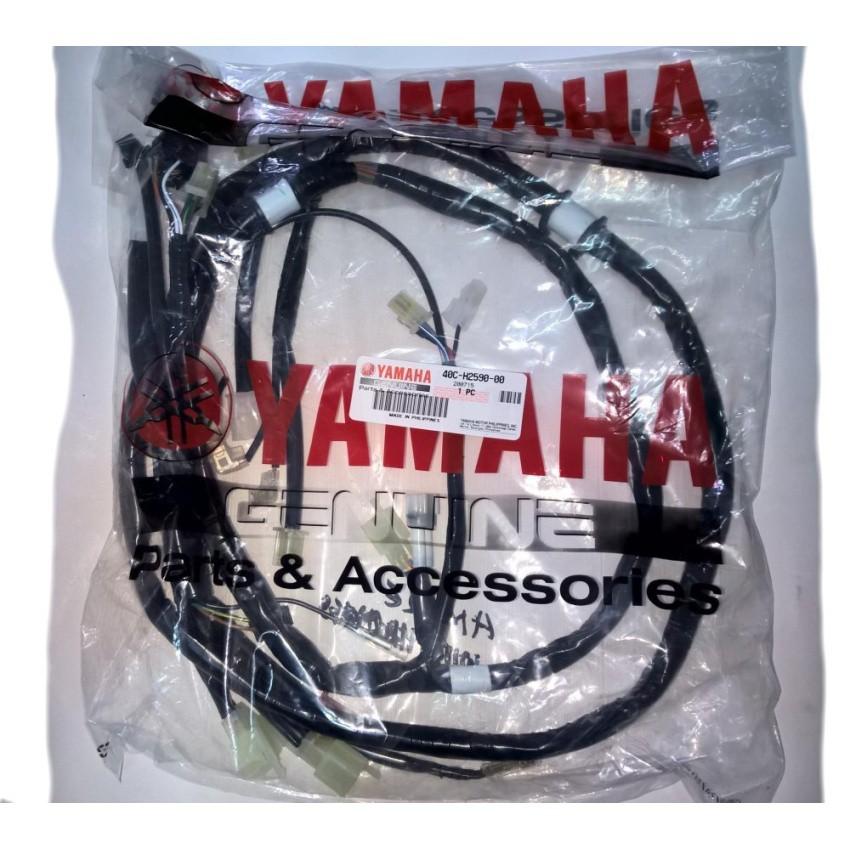 Yamaha 40C-H2590-00 Mio Amore Wiring Harness on