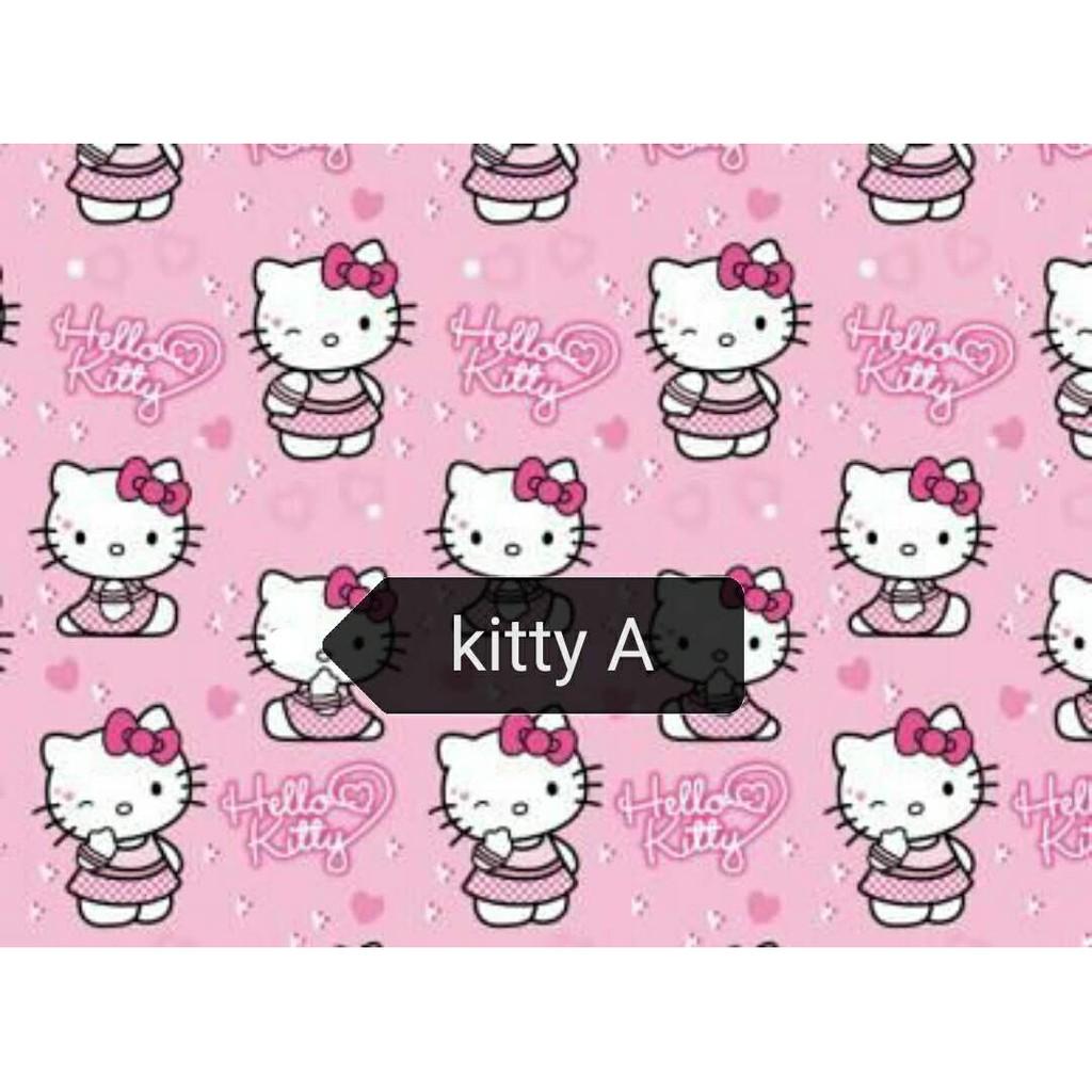 Hello Kitty Self-Adhesive Wallpaper  Shopee Philippines