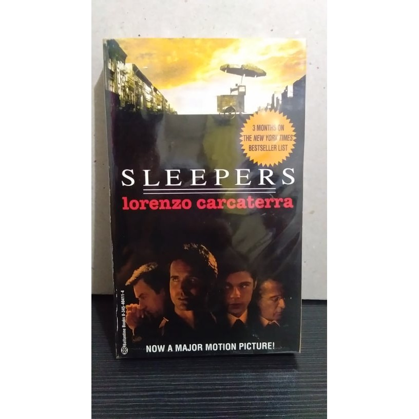 Sleepers By Lorenzo Carcaterra Shopee Philippines