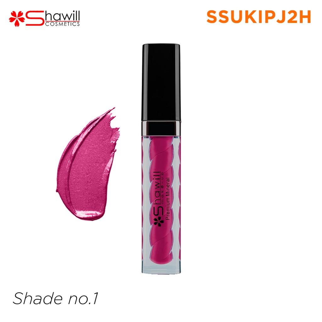 85893a8db Shawill Color Change Lip Gloss 8g