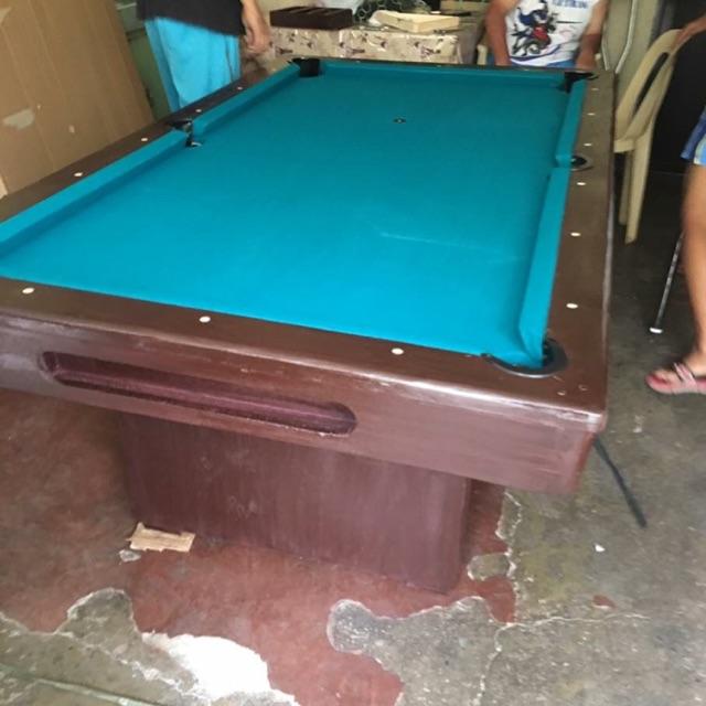 New Junior Billiard Table Set 42x74 Inches Shopee