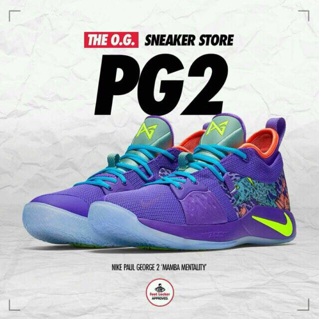 sports shoes fbd98 0d3eb Nike PG2 Playstation EP Basketball shoes For men with box