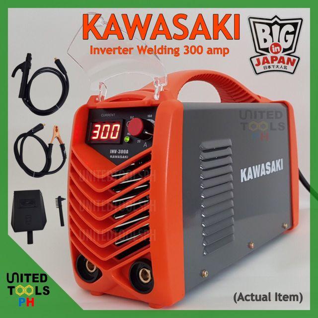 KAWASAKI Inverter Welding Machine 300amp