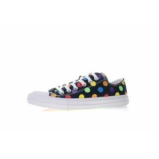Miley Cyrus x Converse Pride Chuck Taylor Canvas shoes