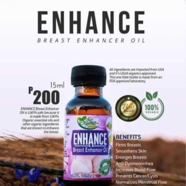 Breast Enhancer Oil by Tins Organics COD FREE SHIPPING