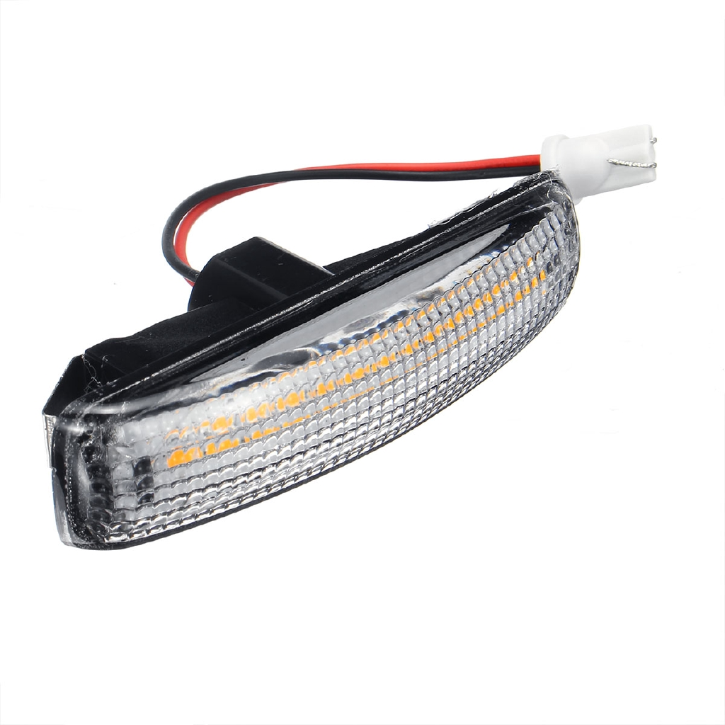 URO Parts XGB000073 Side Marker Light with Clear Lens Pair