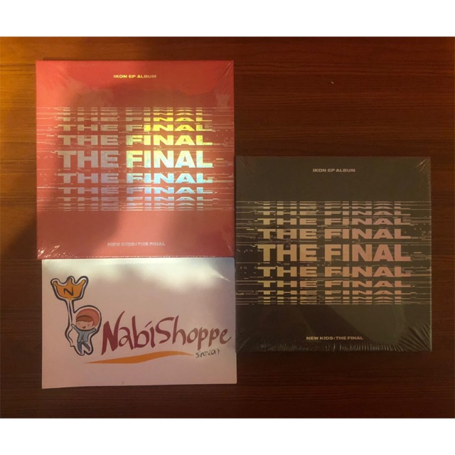 iKon New Kids: The Final   Shopee Philippines