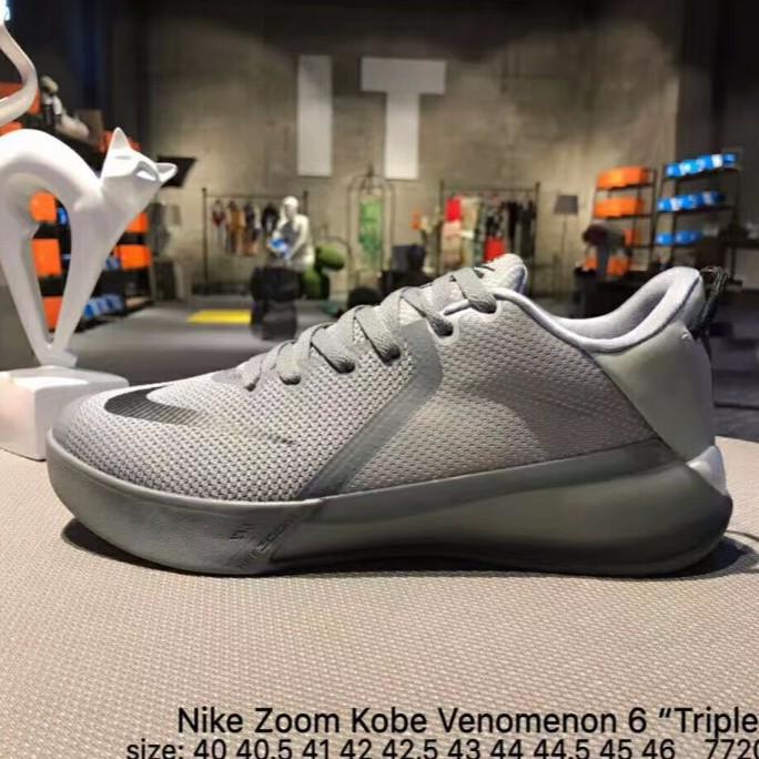 timeless design e7660 4e5ad Nike Zoom Kobe Venomenon 6 EP Kobe venom 6th generation bask   Shopee  Philippines