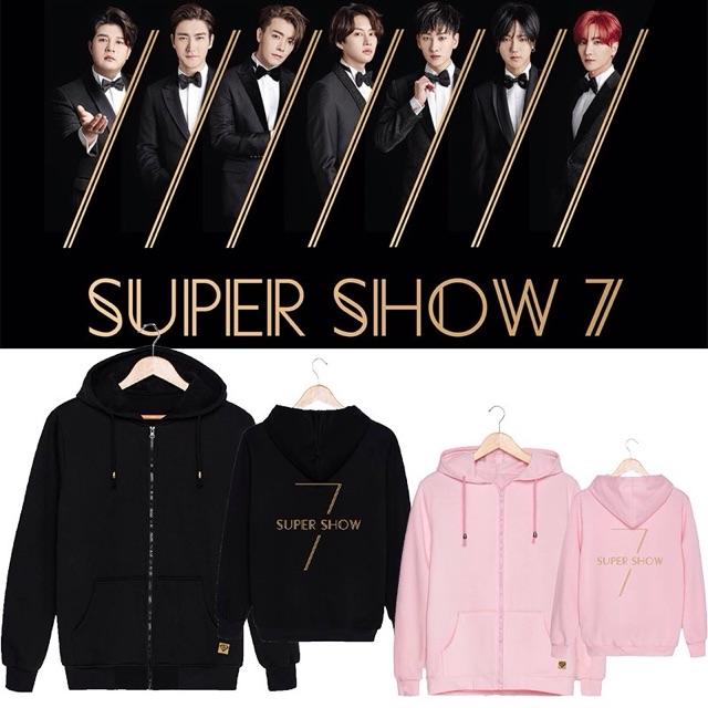SALE!! Super Show 7 SJ Hoodies