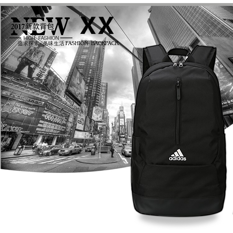 59144768b0 Ready Stock Adidas Laptop Travel School Backpack  50x30x18cm ...