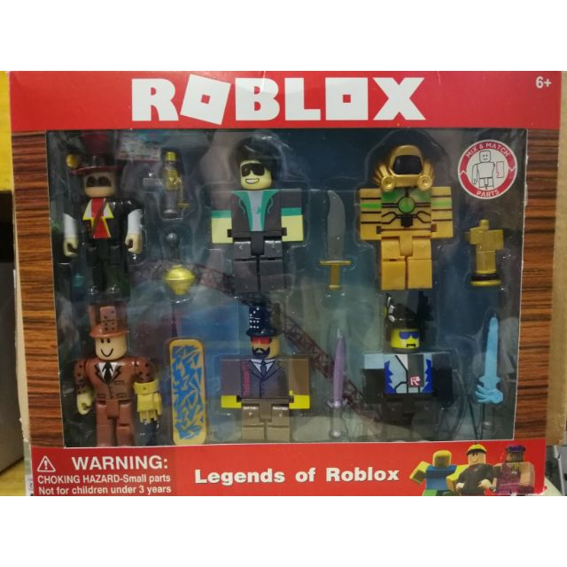 ROBLOX Legend of Roblox
