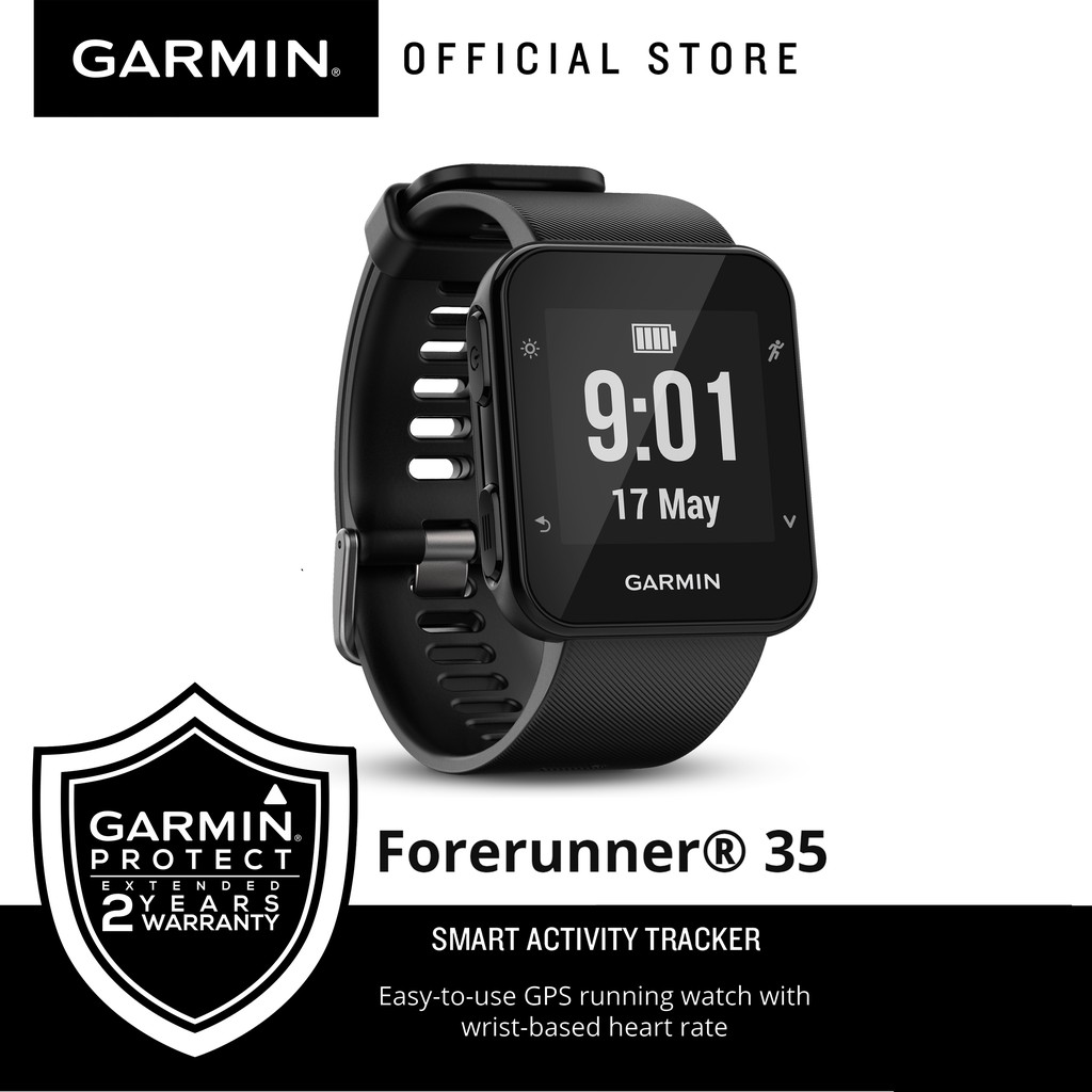 Garmin Forerunner 230 Gps Running Watch Original Sealed Shopee