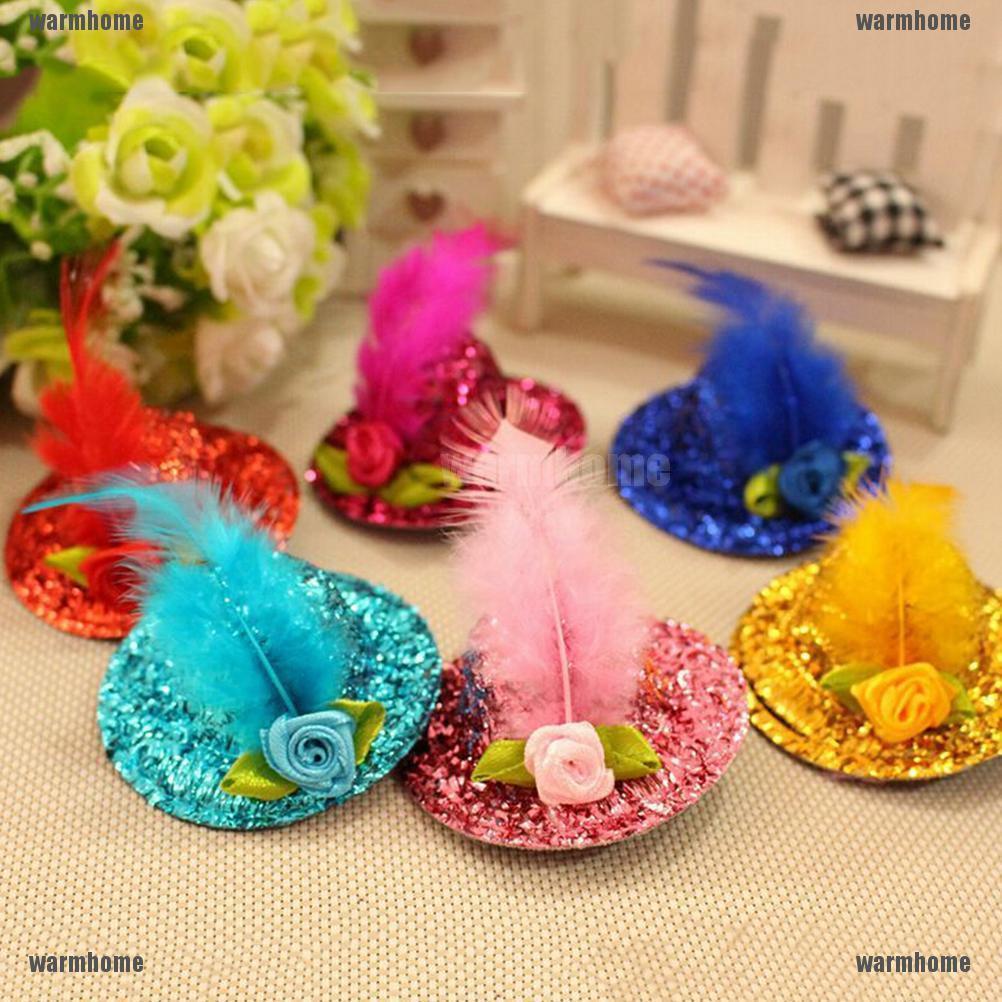 Girls Kids Baby Cute Sequin Star Glitter Hair Clip Snap Hairpin Headwear Clamp