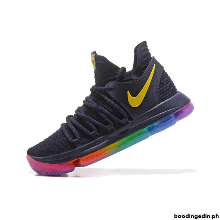 new arrival eab80 61ae3 [really stock]nike LeBron James basketball shoes Durant 10th generation  basketball shoes male kd9 Du