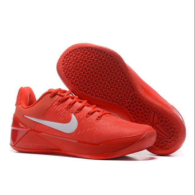 Nike Kobe Ad University Red White Oem Premium Quality Shopee Philippines