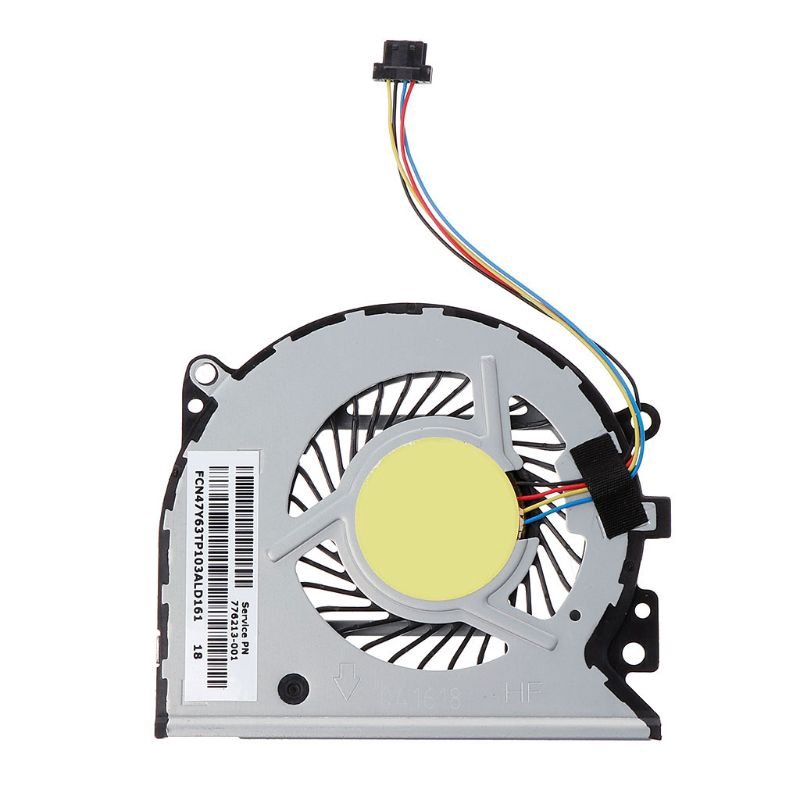 One Click Components New Replacement CPU Cooling Fan for HP Envy 15-U