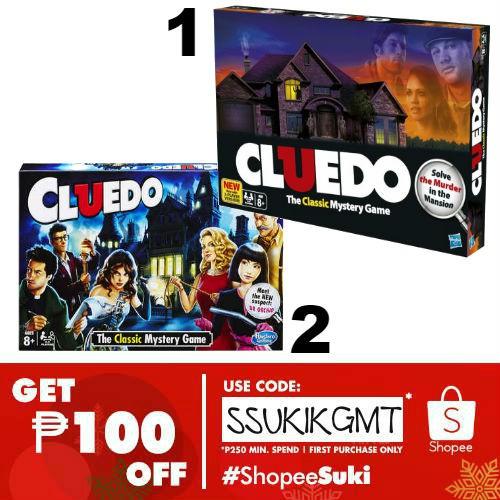 Cluedo Board Game!!!