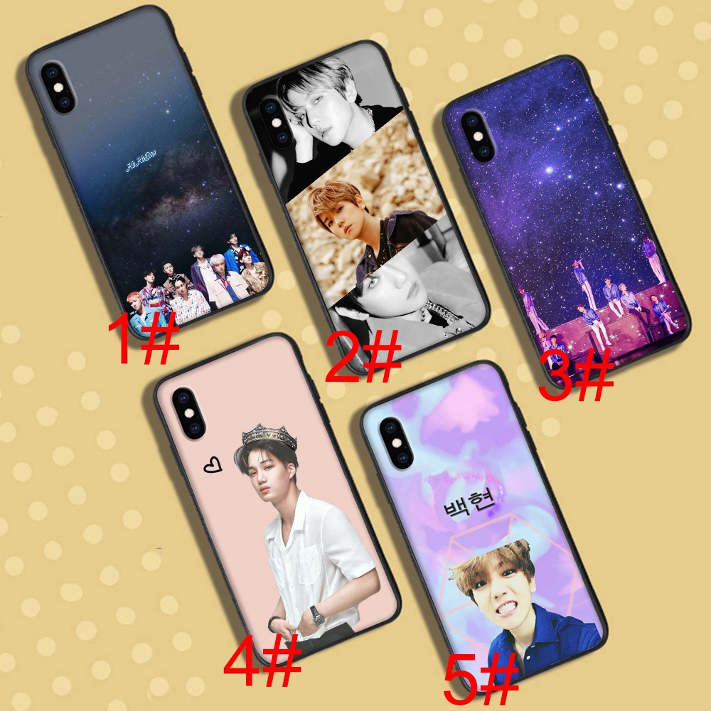 A 139 Exo Iphone Xs Max Xr X 7 8 6 6s Plus 5 5s Se Soft Case Shopee Philippines