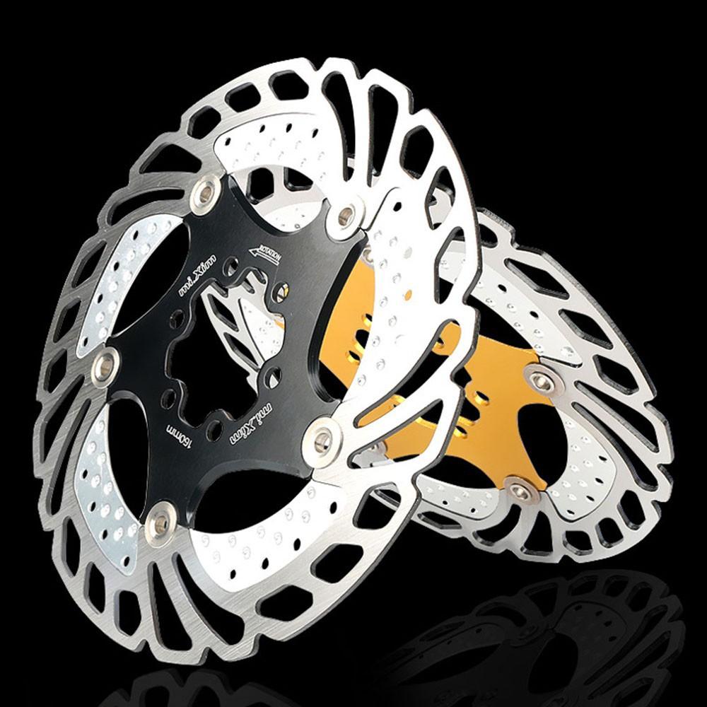 160mm DECKAS floating disc Brake mountain bike super light brake six nail plate