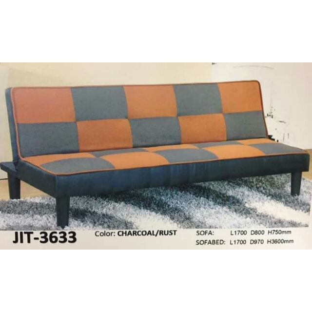 Uratex Neo Sofa Bed 3yrs Warranty Shopee Philippines
