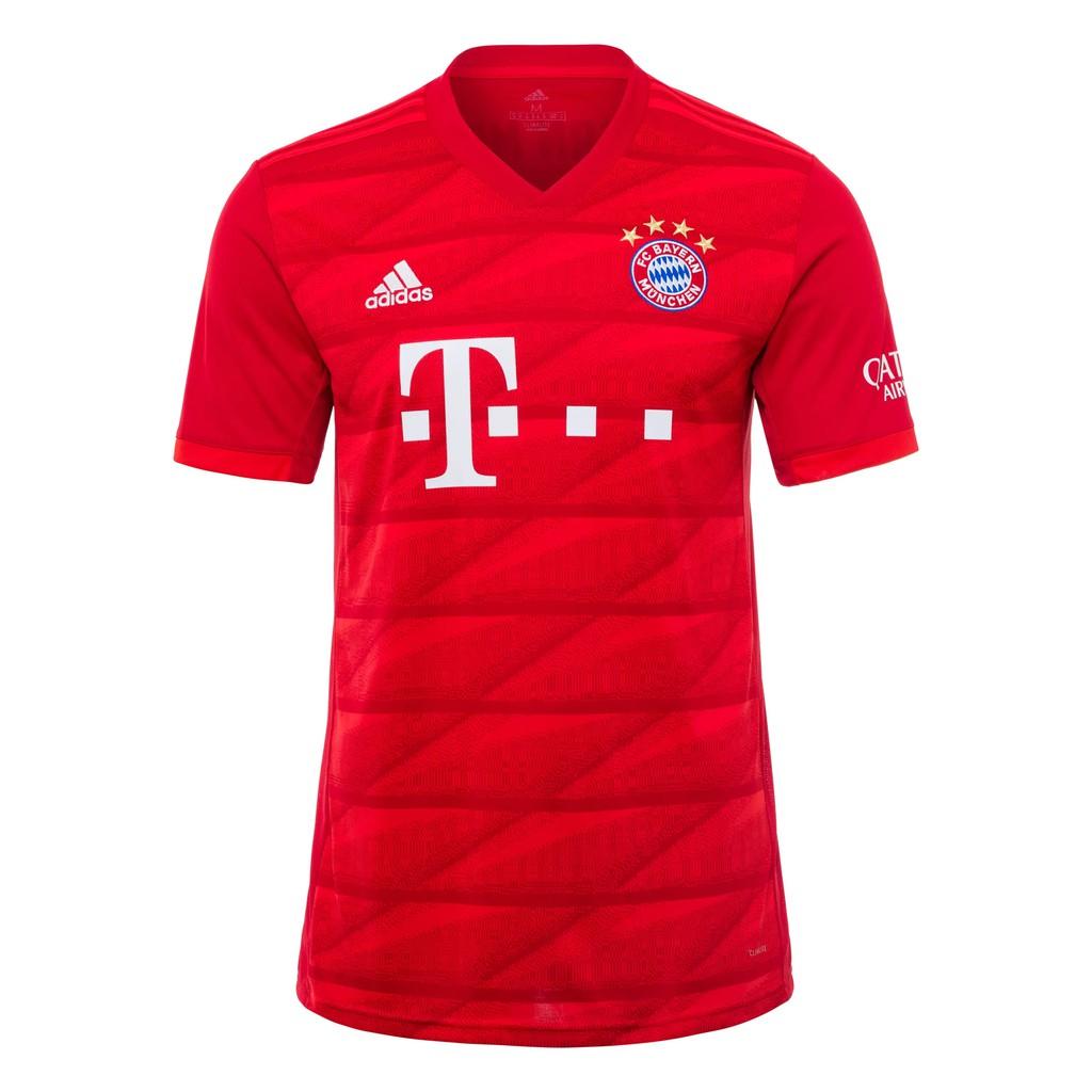 1:1Copy ori 20192020 Bayern home football soccer kit jersey