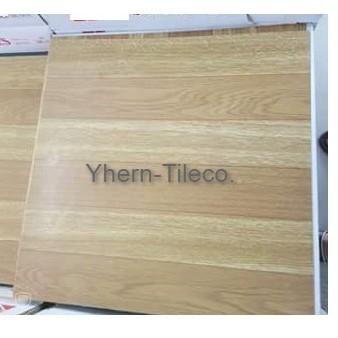 Pvc Floor Tiles Rubberized Type 30pcs