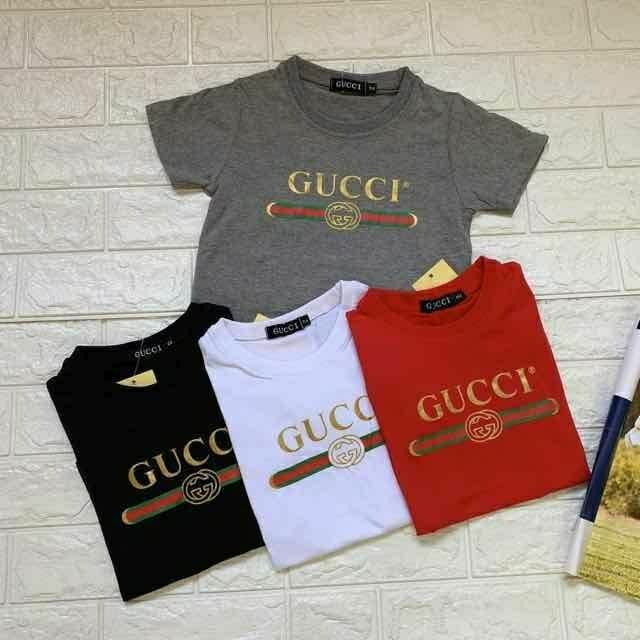 3cebe8fd GUCCI GANG t-shirt for men&women costumized printed #COD | Shopee  Philippines