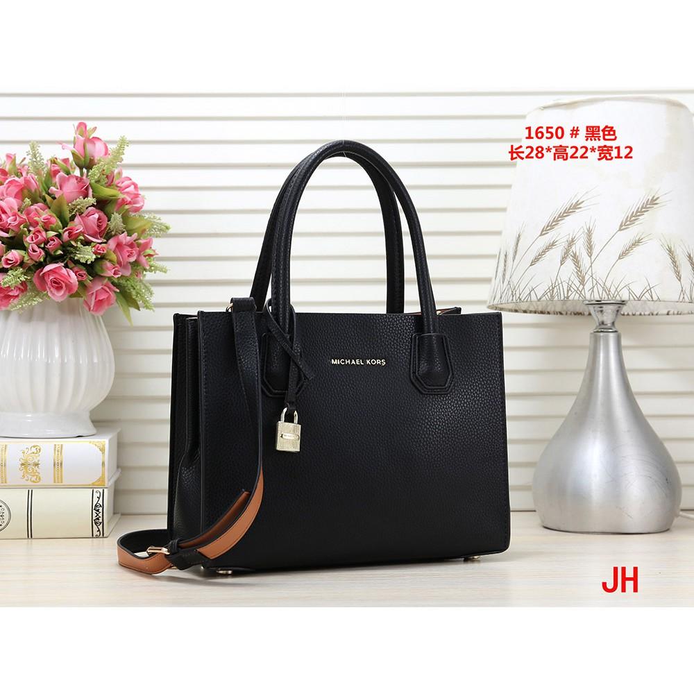 fed3b5c89e2 MICHAEL KORS Mercer Gallery Medium Leather Zip Tote Messenger Bag MK Bag  Pebbled Leather Handbag