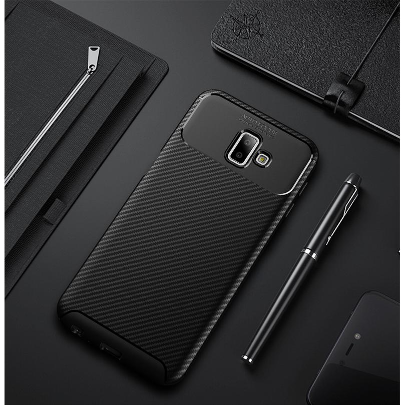 online store 86bc3 8a82c Samsung Galaxy J4 J6 + Plus Case Silicone Business Case | Shopee ...