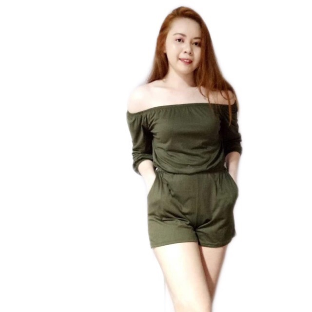aa3d1d3aa4d Shop Jumpsuits & Rompers Online - Women's Apparel | Shopee Philippines