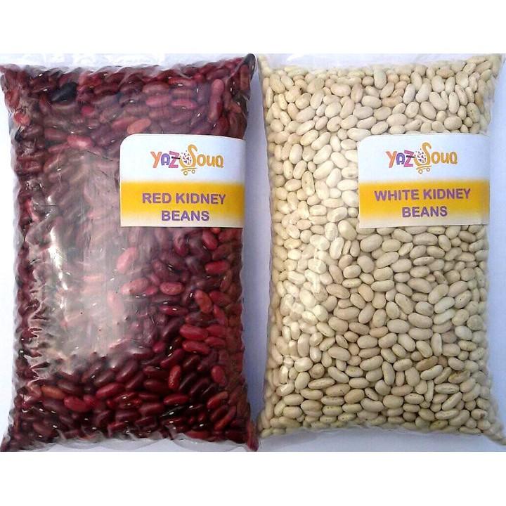 Kidney Beans Red Beans White Beans 1 Kg 500 G Shopee Philippines