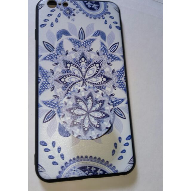 quality design 87e0e 43272 Iphone 6 Plus/6S Plus Back Case with Popsocket