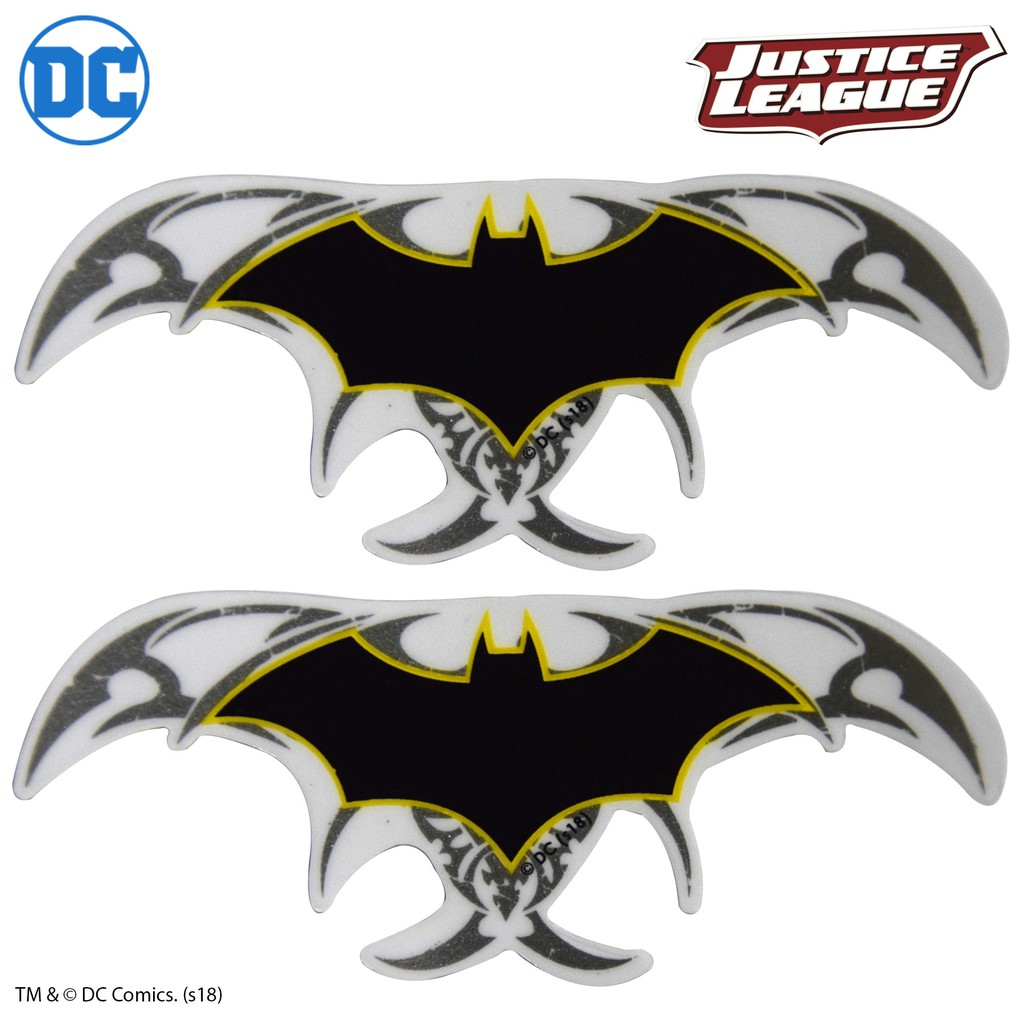 Wonder woman decals 2 pcs wings design official product shopee philippines