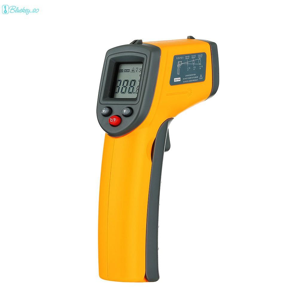 Thermometers & Temperature Measurement Etekcity Lasergrip 800