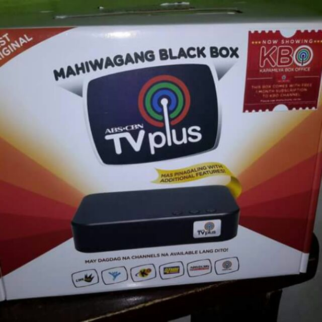 Abs Cbn Tv Plus Shopee Philippines