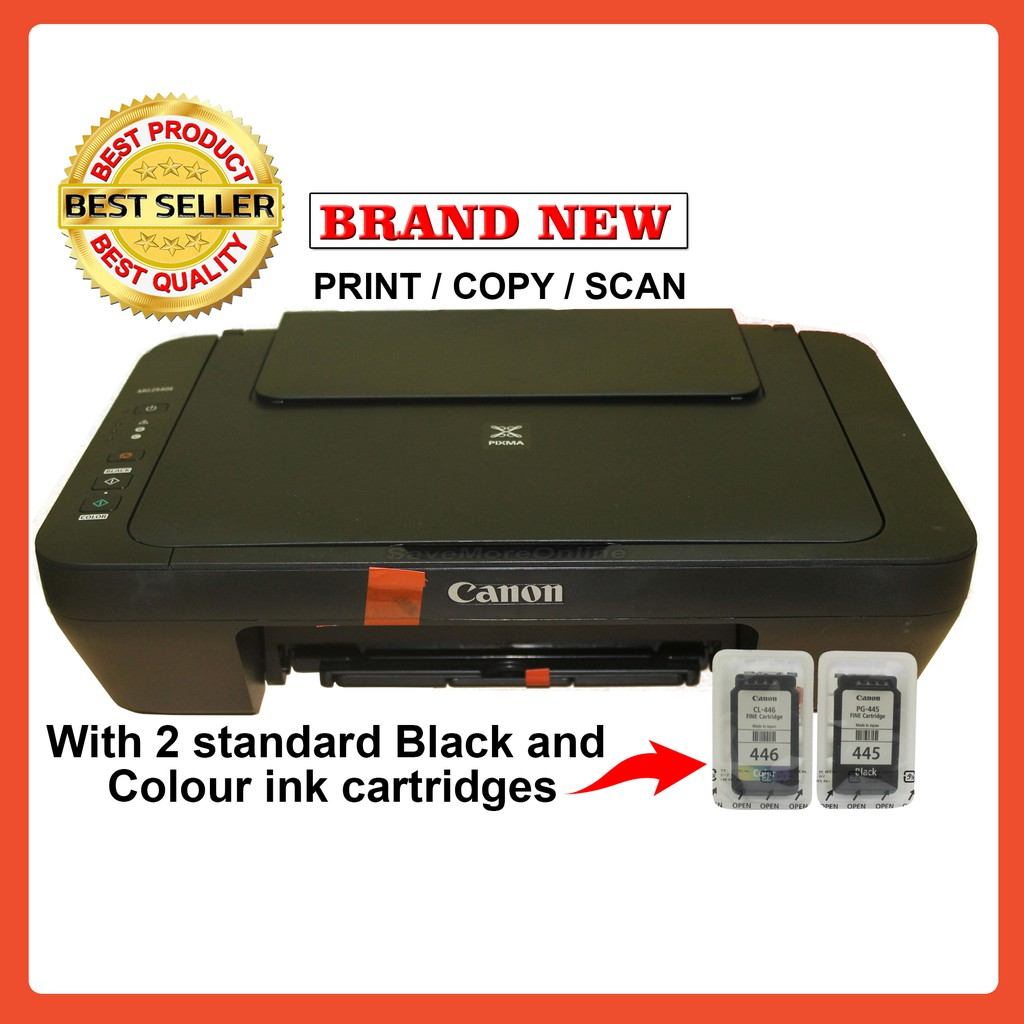 Canon PiXMA MG20S 20 in One Printer with Black and Colour ...