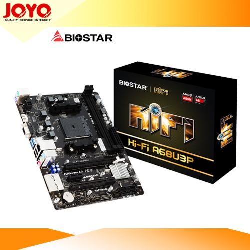 Biostar A68U3P-HIFI MOBO FM2+