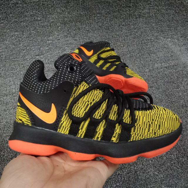 678c15e400811 2018 New Nike Zoom KD10 kids Basketball Shoes