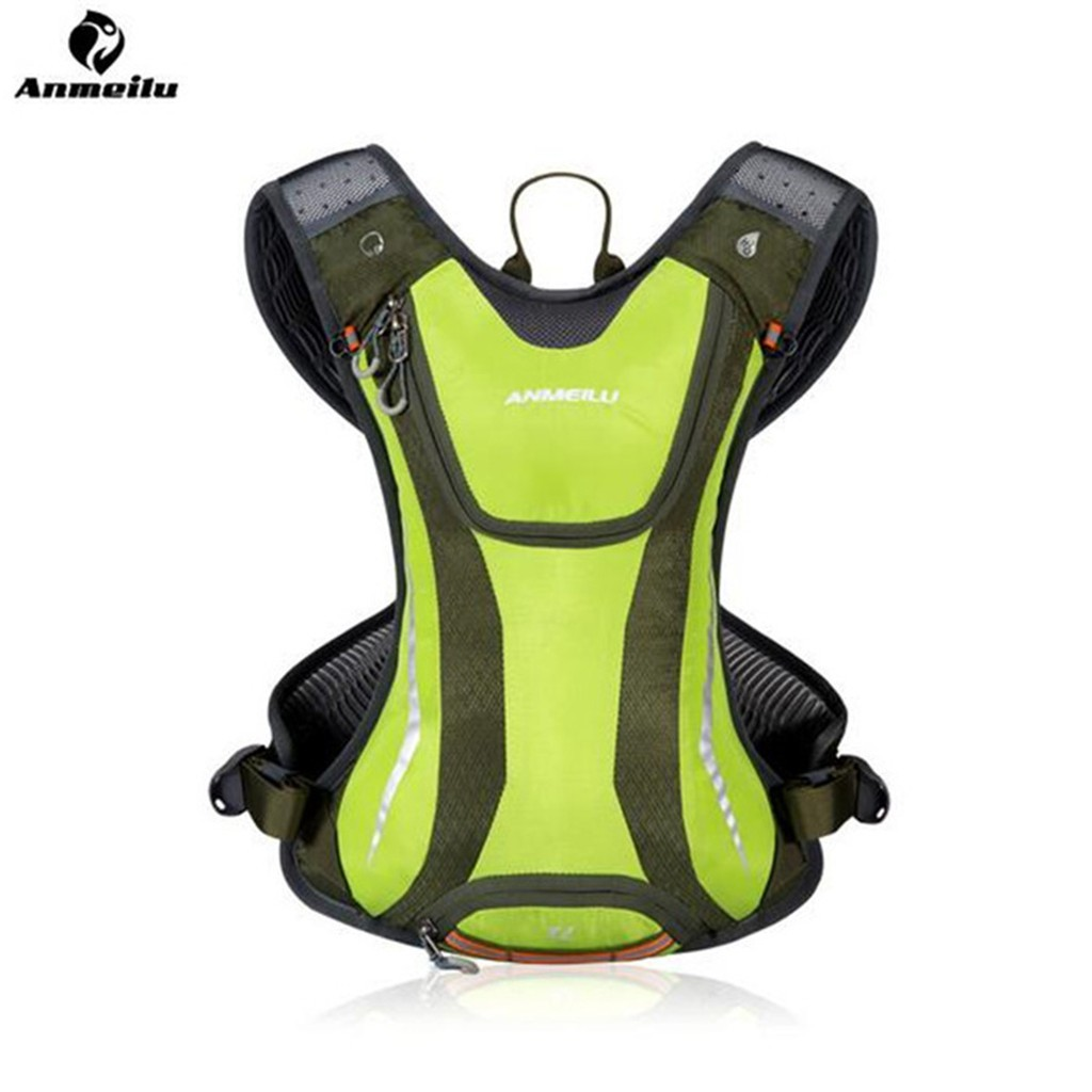 5bfab924d38a ANMEILU Ultralight Mountain Bike Bag Hydration Pack Water Backpack ...
