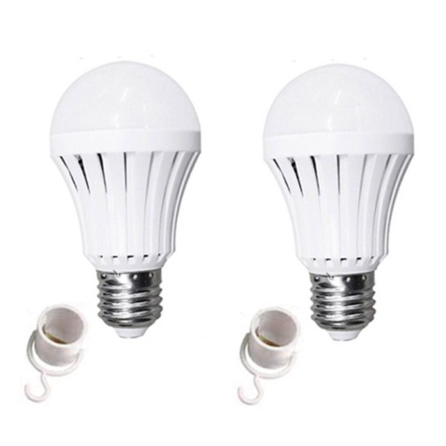 Led Emergency Rechargeable Light Bulb | Shopee Philippines