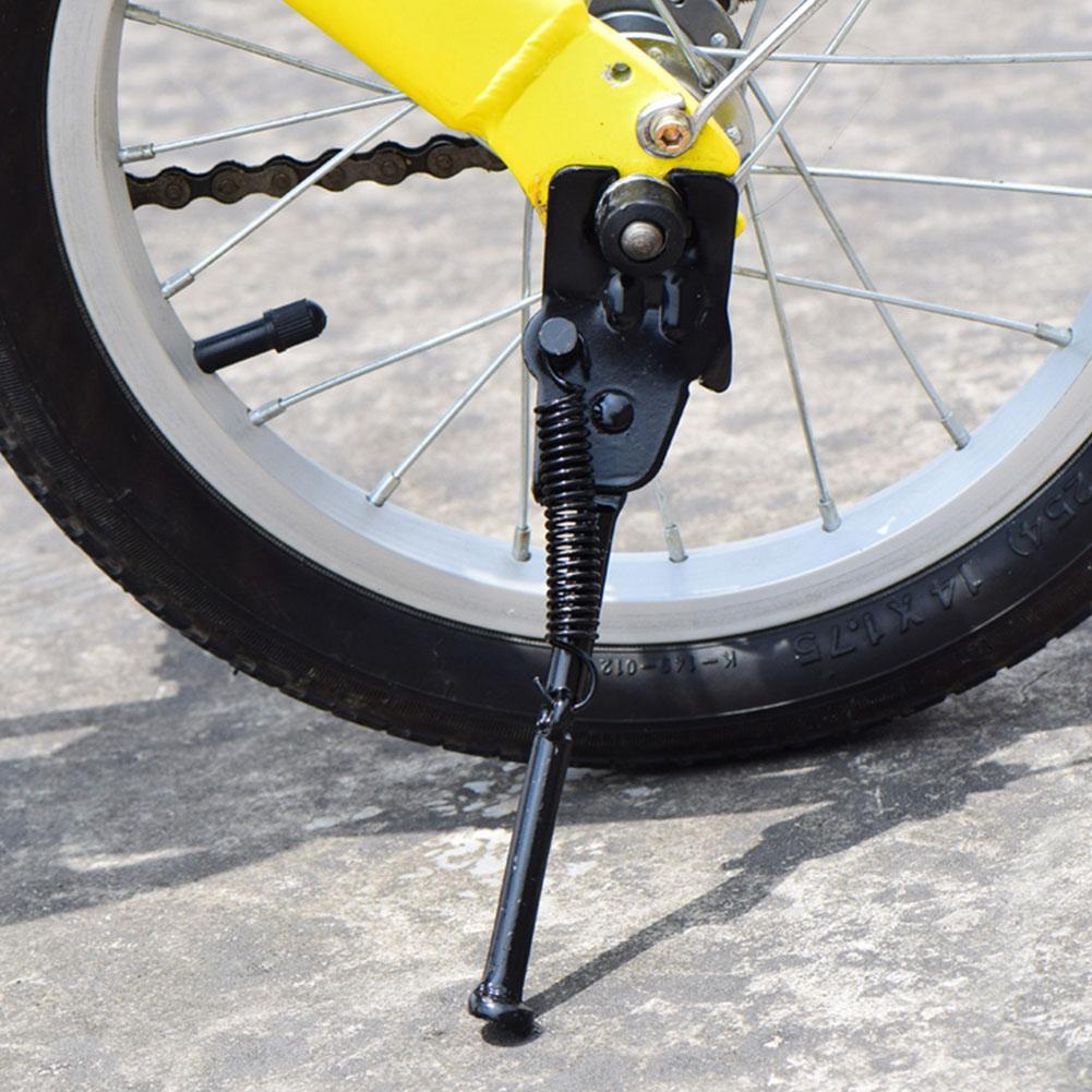 18//20 Inch Children Bike Side Kickstand Foot Kids Bicycle Parking Stand Support