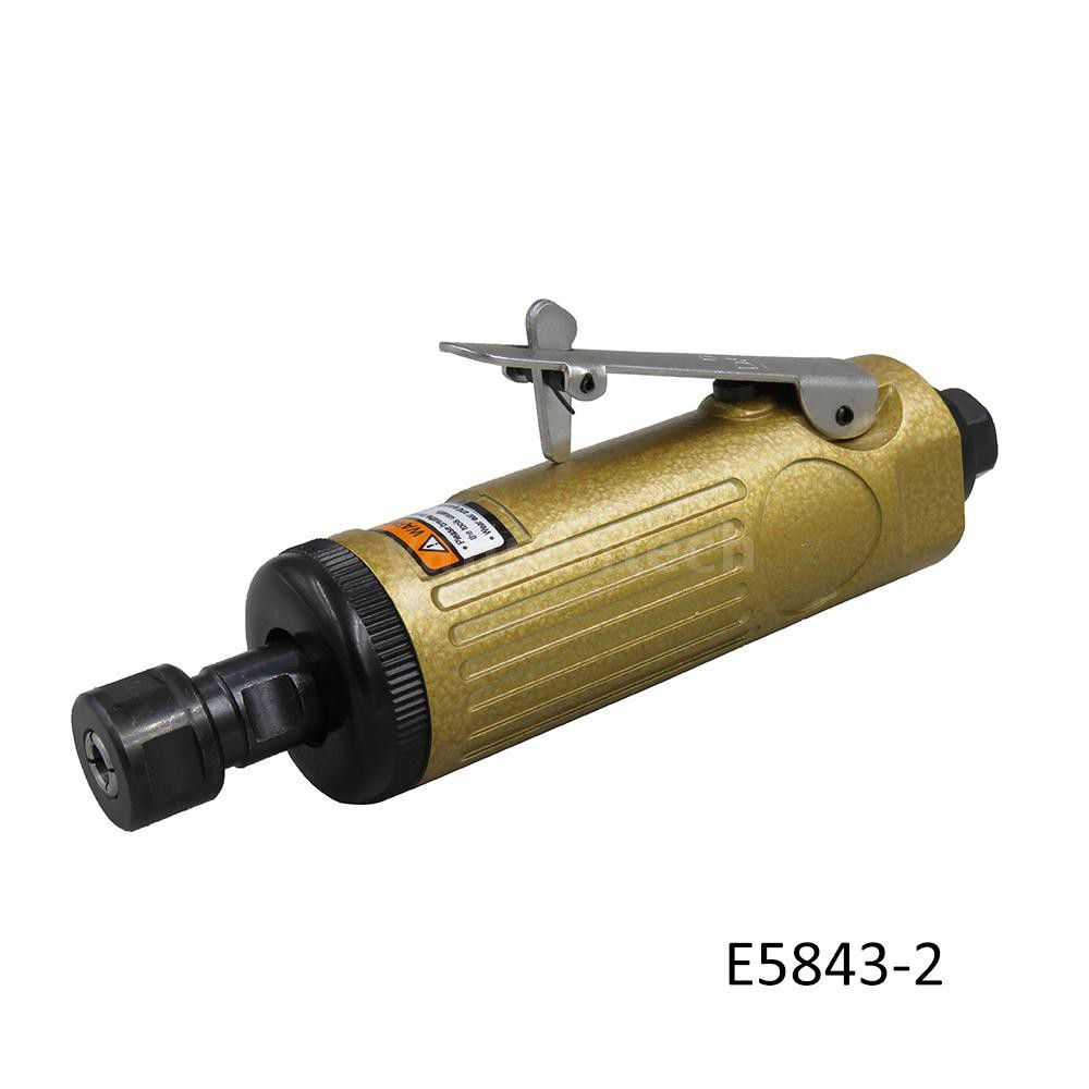 """1//4/"""" 6mm RIGHT ANGLE HEA AIR DIE GRINDER PNEUMATIC BALL BEARING TOOLS SHARS"""