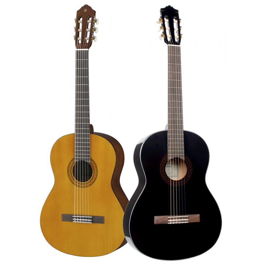 Yamaha C40 Classical Guitar With Bag Natural Color Shopee Philippines