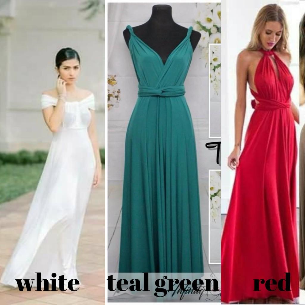 H&M neon dress | Shopee Philippines