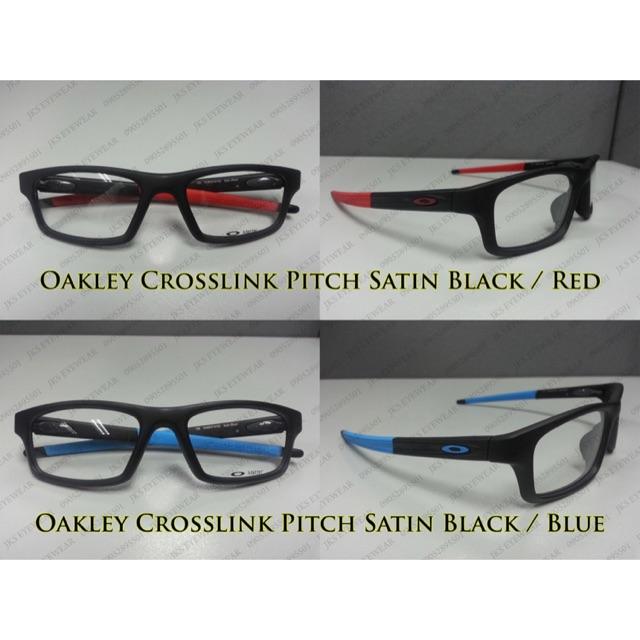 e12573aebd Rx Prescription Frame Oakley Crosslink