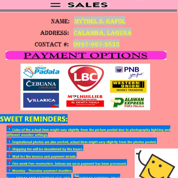 75c1c22a8a Myrich Online Shop, Online Shop | Shopee Philippines