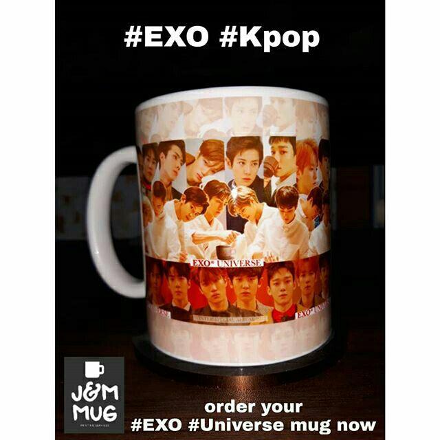 EXO MUG - limited stocks only