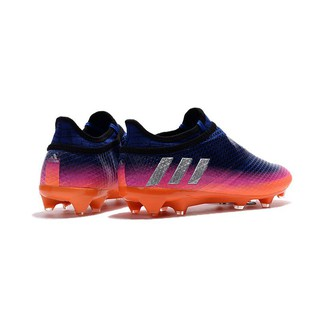 2016 Adidas Messi 16 Pureagility FG AG Red Soccer Shoes