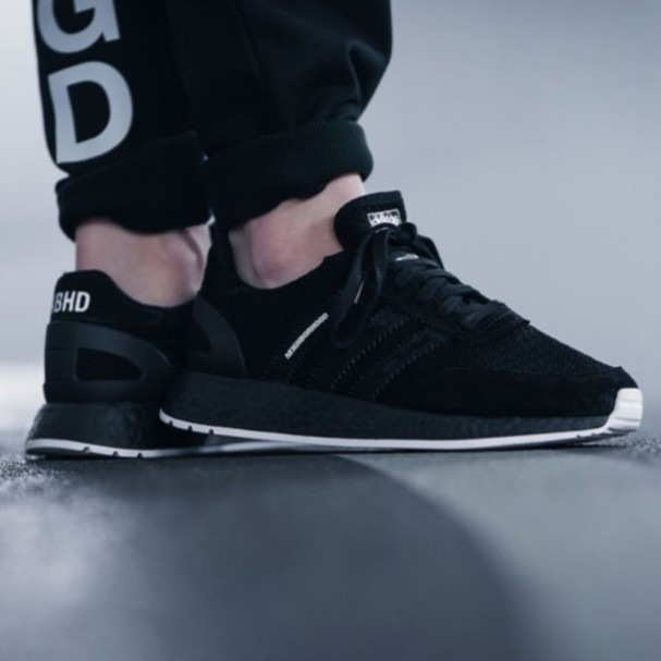 famosa marca de diseñador brillante n color bastante baratas Neighborhood x Adidas I-5923 (Iniki Runner) Shoes   Shopee Philippines