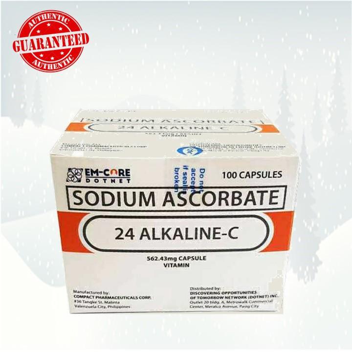 24-Alkaline C 100% (Authentic) 100pcs